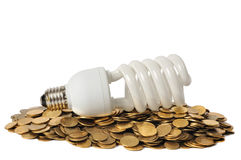Energiesparend Lizenzfreie Stockbilder