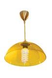 Energiesparende Lampe Lizenzfreie Stockfotos