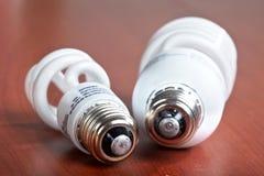 Energiesparender Fühler Lizenzfreies Stockfoto