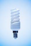 Energiesparendes helles Hängen in der Luft lizenzfreies stockfoto