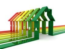 Energiesparendes Konzept Stockbild