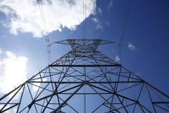 Energietorens in Turkije stock foto
