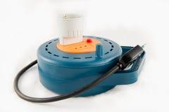 Energiewerkzeug: Energieerweiterung mit weißem Adapter Lizenzfreies Stockbild