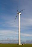 Energiewindmühle lizenzfreie stockfotografie