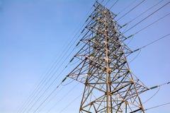 Energiewirtschaft Stockbild