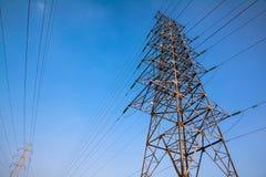 Energiewirtschaft Lizenzfreies Stockbild