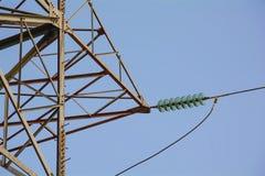 Energiewirtschaft Stockfoto