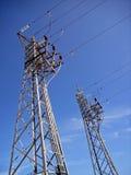 energiförsörjning Royaltyfria Foton