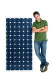 energigreen Royaltyfria Bilder