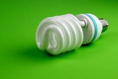 energigreen Royaltyfri Bild