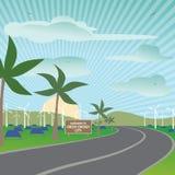 energigreen Royaltyfria Foton