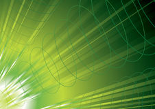 energigreen royaltyfri illustrationer