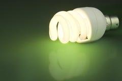energii światła żarówki nisko Obrazy Stock