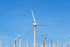energii alternatywnej turbiny wiatr Obraz Royalty Free