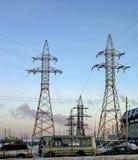 energii elektrycznej Fotografia Stock