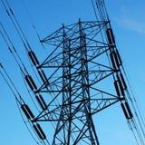 energii elektrycznej obraz stock