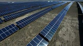Energii odnawialnej budowy panel słoneczny stacja zbiory