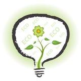 energii zieleń ilustracji