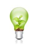energii zieleń Zdjęcia Stock