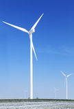 energilantgård Arkivfoton