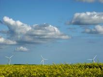 energipark arkivbild