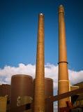 energiproduktion Royaltyfria Foton