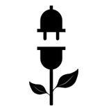 Energisymbol Arkivfoto