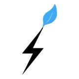Energisymbol Arkivbilder