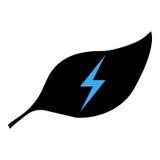 Energisymbol Fotografering för Bildbyråer