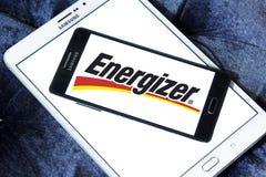 Energizer Battery Company embleem Royalty-vrije Stock Foto's