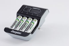 Energizer Intelligent Charger Stock Photography