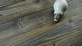 Energooszczędnej lampy dowodzona żarówka żarówka prowadzący światło zbiory