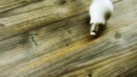 Energooszczędnej lampy dowodzona żarówka żarówka prowadzący światło zbiory wideo
