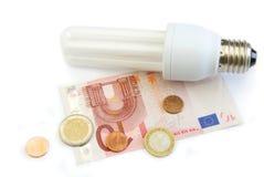 energooszczędny Fotografia Stock