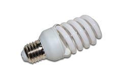 Energooszczędna lampa Obrazy Stock