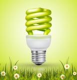 Energooszczędna lampa Obraz Royalty Free
