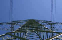 Energy. Through electricity Stock Photos