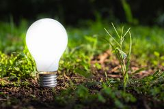 Free Energy And Nature Stock Images - 48153824