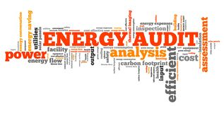 Energy audit Stock Photography