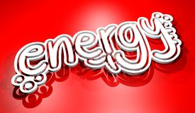 Energy banner Stock Photos