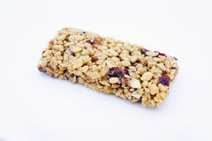 Energy bar Stock Photography