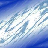 Energy beam. Pulsating energy beam ray abstract design illustration Stock Photos