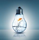 Energy change concept Stock Photos