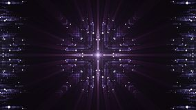 Energy circles core system abstract animation background new quality technology universal motion dynamic animated