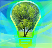 Energy collage. Ecology background conceptual image collage Royalty Free Stock Photos