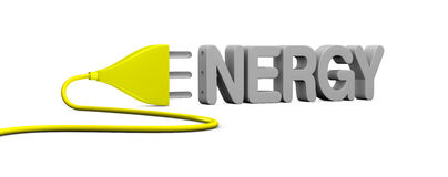 Energy concept Royalty Free Stock Images