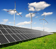 Energy concepts Stock Image