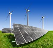 Energy concepts Stock Photos