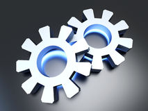 Energy Configuration Royalty Free Stock Image