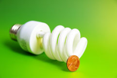 Energy conservation royalty free stock photos